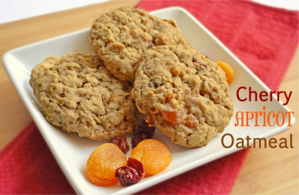 Cherry Apricot Cookies